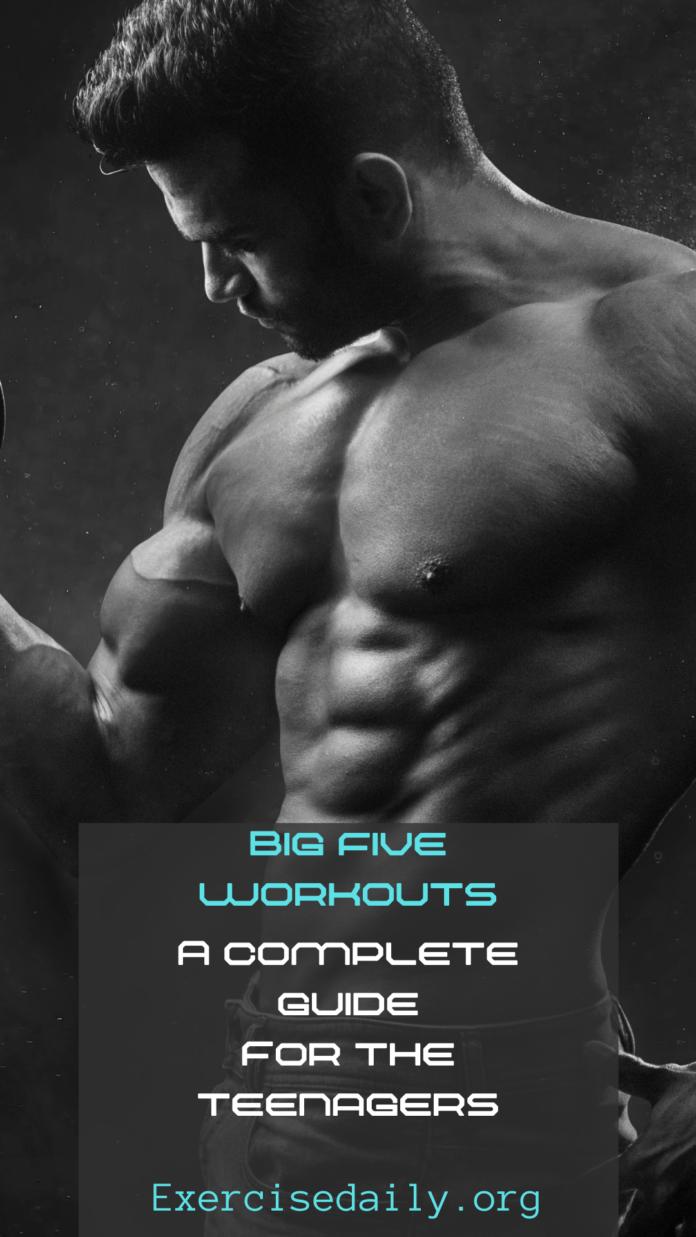 big five workouts