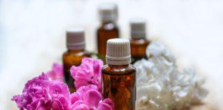 Essential oils for a sore throat