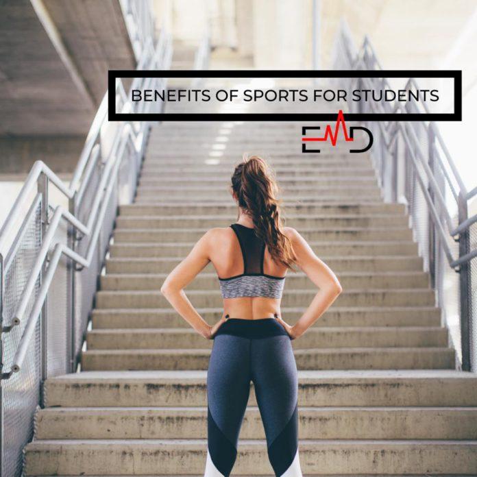 Advantages of sports