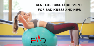 Best Exercise Equipment For Bad Knees And Hips