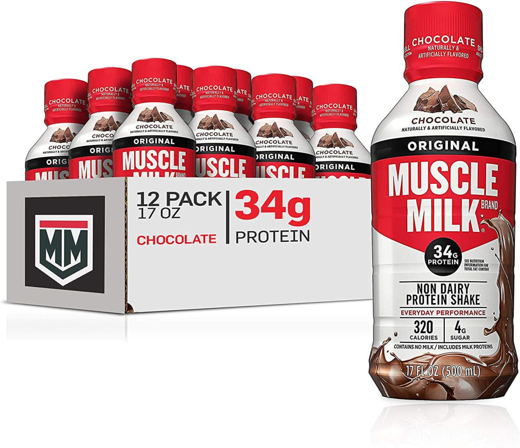 Muscle Milk Nutritional Protein Shake
