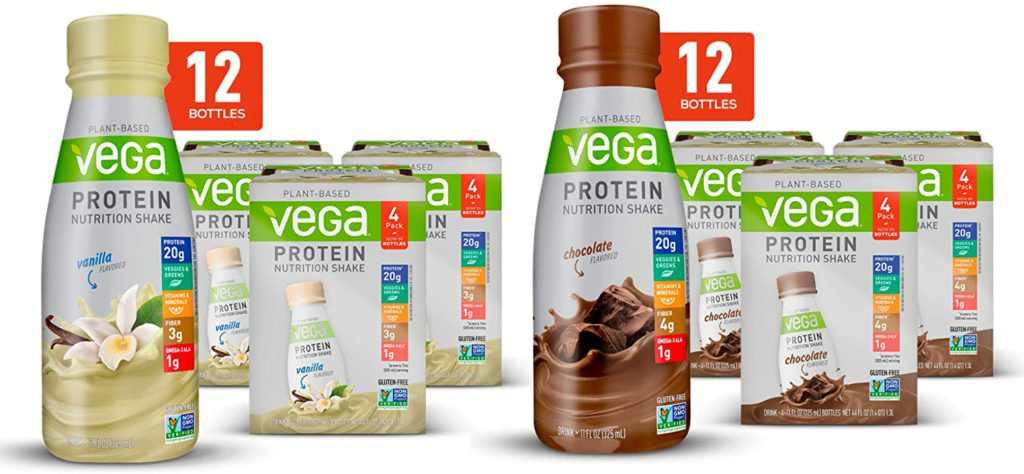Vega Protein Shakes Ready to Drink
