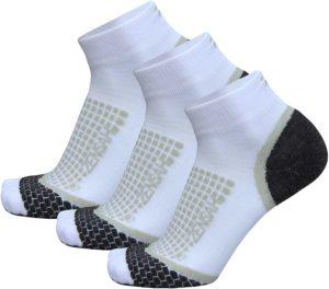 Zensah Wool Running Socks