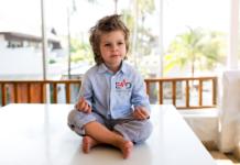 bedtime yoga for kids