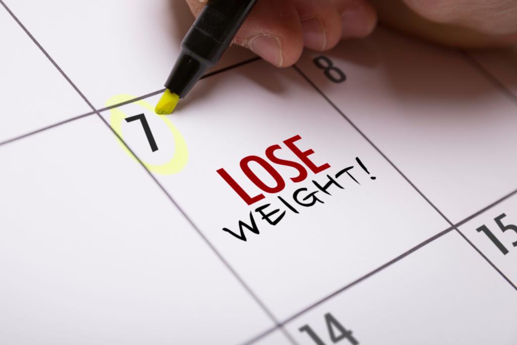 Unrealistic Weightloss Goals