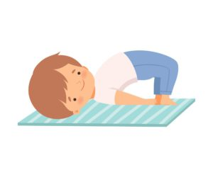 whale pose