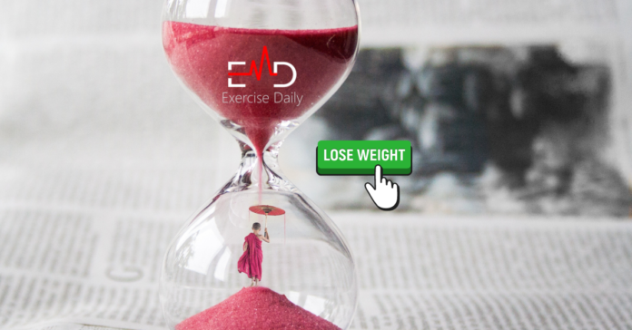 how long does it take to lose 50 pounds