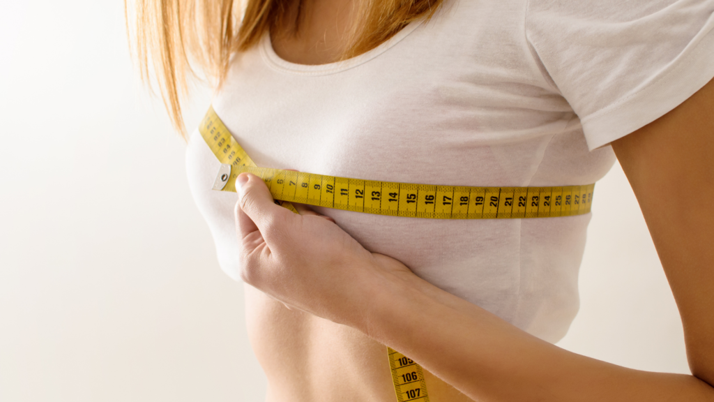 How to Increase Breast Size By Massage