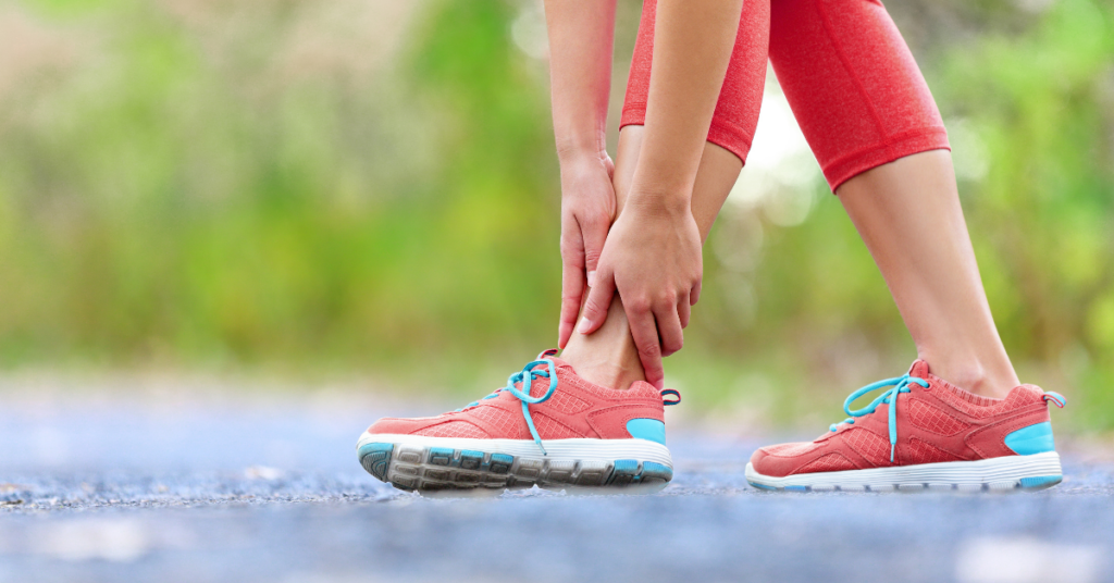 What Cause A Sprained Ankle?